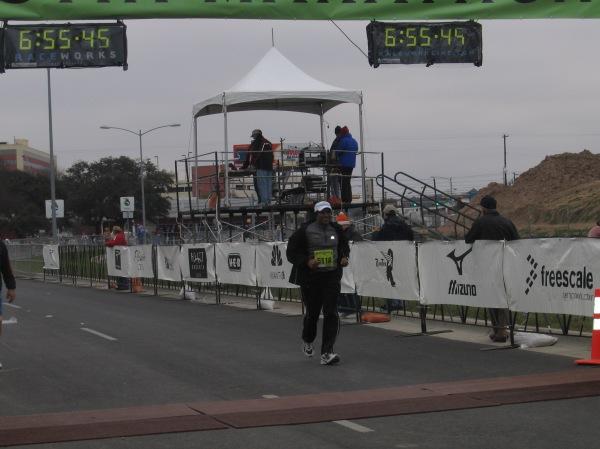 Anil marathon 005