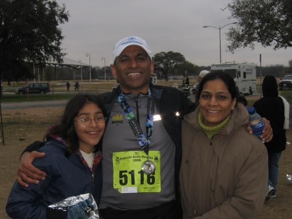 Anil marathon 010
